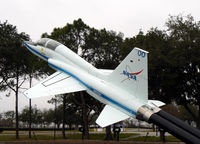 68-8133 - On Display at Johnson Space Center - Houston, TX - As N900NA - by Zane Adams