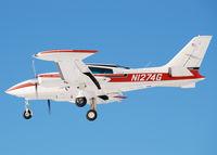 N1274G @ KAPA - Approach to 17L - by Bluedharma