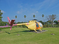 8762 - Kawasaki OH-6J/Kirishimagaoka/Preserved - by Ian Woodcock