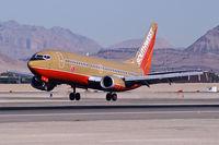 N640SW @ KLAS - Southwest Airlines / 1996 Boeing 737-3H4