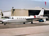 N525ML @ HOU - This registration was previously worn by a Westwind - pictured here at Houston Hobby in 1992