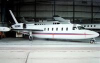 N30MR @ HOU - Westwind pictured at its home base of Houston Hobby in 1992