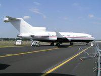 N67JR @ EGLF - Displayed at the 2006 Farnborough Air Show