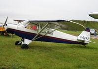 F-GFPJ @ LFOE - Displayed during LFOE Airshow 2007 - by Shunn311