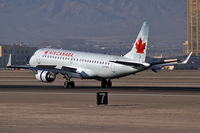 C-FHKS @ KLAS - Air Canada / 2007 Embraer ERJ 190-100 IGW