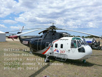 C-FMAY @ YBSS - Based at Bacchus Marsh, Victoria, Australia for the 2007/08 Fire Season - by David Neafsey