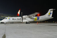 LX-WAB @ VIE - Westair Europe ATR 72