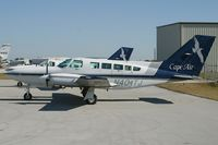 N401TJ @ KAPF - Cape Air C402