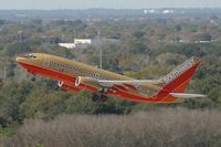 N785SW @ KTPA - Southwest 737-700 - by Andy Graf-VAP