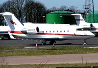 A9C-BXH @ EGGW - Bahrainian Challenger at Luton in 2006 - by Terry Fletcher