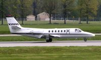 N306QS @ CMH - Netjets C560 at Port columbus in 2005