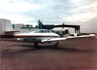 N617HA @ FTW - HA-200 Saeta at Meacham Field