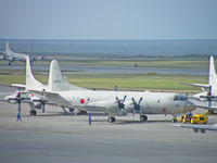 5074 @ ROAH - Lockheed P-3C/Naha - by Ian Woodcock