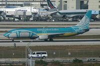 9Y-BGI @ KMIA - BWIA 737-800