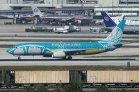 9Y-KIN @ KMIA - BWIA 737-800