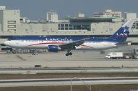 CC-CBJ @ KMIA - LAN Chile 767-300
