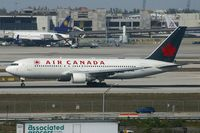 C-GPWA @ KMIA - Air Canada 767-200 - by Andy Graf-VAP