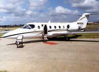 N492BJ @ EGLF - Photographed during Farnborough Air Show 1998 week