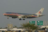 N80052 @ KMIA - American Airlines A300-600 - by Andy Graf-VAP