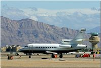 N900D @ VGT - At North Las Vegas Airport - by Geoff Smith