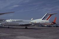 F-GIAH @ OPF - TAT Fokker 28