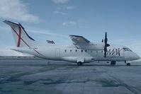 N330MX @ KCOS - Mountain Air Express Dornier 328