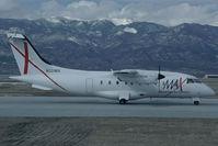 N331MX @ KCOS - Mountain Air Express Dornier 328