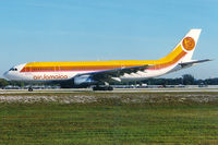 6Y-JMJ @ KFLL - Air Jamaica A300 - by Andy Graf-VAP
