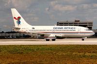 VP-CAL @ KMIA - Cayman Airways 737-200 - by Andy Graf-VAP
