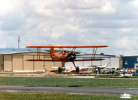 N1343M @ 52F - Stearman at Aero Valley (Northwest Regional) - by Zane Adams