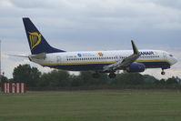 EI-CSW @ BRQ - Ryanair Boeing 737-800