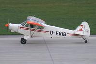 D-EKIB @ LOWI - Piper 18 Super Cub - by Thomas Ramgraber-VAP