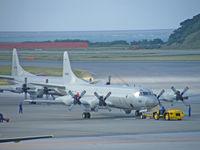 5053 @ ROAH - Lockheed P-3C/Naha - by Ian Woodcock