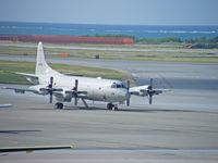 5076 @ ROAH - Lockheed P-3C/Naha - by Ian Woodcock