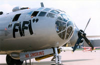 N529B @ AFW - B-29 FiFi at Alliance Ft. Worth