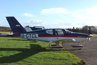 G-CTCL @ EGBM - Socata TB10 at Tatenhill in Feb 2008