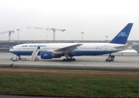 F-OPAR @ LFBO - Air Austral B777 graces the ramp at Toulouse