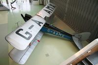 G-AAMX @ RAF MUSEUM - RAF Museum Hendon