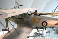 G-ABMR @ X2HF - Hawker Hart/RAF Museum Hendon