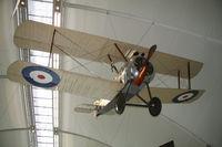 F6314 @ RAF MUSEUM - Sopwith Camel/RAF Museum Hendon