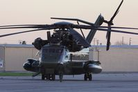 165252 @ KTOA - CH-53E HMX-1 at TOA after Presidential visit to Robinson Helicopter - by Damon J. Duran