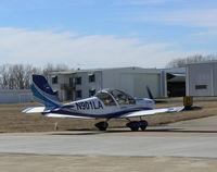 N901LA @ 52F - Light Sport - At Aero Valley (Northwest Regional)