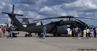 02-26963 @ POB - Another Sikorsky Hawk at the show - by Paul Perry