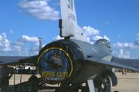 92-3906 @ POB - Up close with the Viper Demo Team, on static display - by Paul Perry