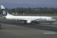 N317AS @ KLAX - Alaska Airlines Boeing 737-900