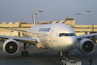 F-GSPF @ KLAX - Air France Boeing 777-200
