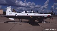 03-3699 @ POB - The Texan II, she just has the look of a trainer - by Paul Perry