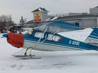 C-GVOL - Ski flying in Manitoba - by Andrew Hallonquist
