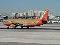 N648SW @ KLAS - Southwest Airlines / 1997 Boeing 737-3H4