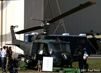 66-15217 @ POB - The Huey Gunship, and a rare Mike Model at that! - by Paul Perry